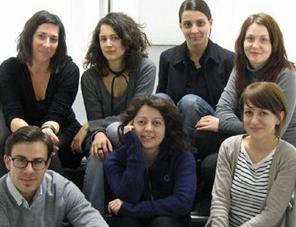 Eva Zelechowski, Jasmin Al-Kattib, Meri Disoski, Mascha Dabić, Armand Feka, Güler Alkan, Olivera Stajić