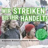 Fridays For Future Vienna / Wien - Verein zum aktiven Einsatz für Klimaschutz und Klimagerechtigkeit