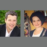 Wolfram Huber und Kerstin Huber-Eibl